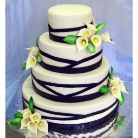 Торт Свадебный калы