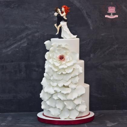 Торт свадебный в Зеленограде
