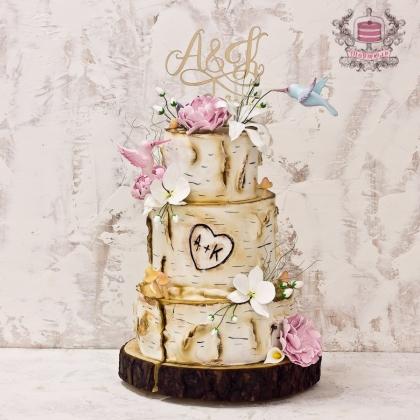Торт свадебный Красногорск